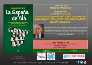 Encuentro con Ignacio Cembrero