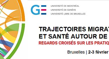 """A call to contribute: """"COLLOQUE INTERNATIONAL: TRAJECTOIRES MIGRATOIRES ET SANTÉ AUTOUR DE LA NAISSANCE""""."""