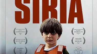 "CEMyRI, CIC BATÁ and Cervantes Theatre invite you to a Film and Discussion Night: ""Born in Syria"""