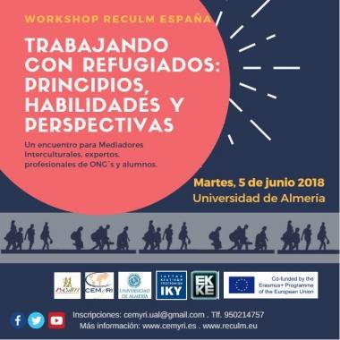 Workshop ReCULM Spain Agenda
