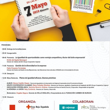 """CEMyRI will cooperate with the 2nd Infoday: """"Empresas de Éxito"""""""