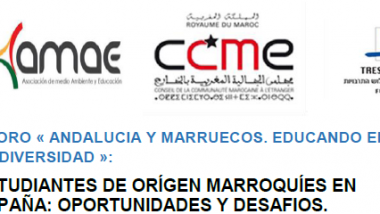 STUDENTS OF MOROCCO ORIGIN IN SPAIN. OPPORTUNITIES AND CHALLENGES