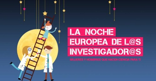 """27 Nov """"La noche europea de los investigadores 2020"""""""
