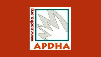 La APDHA presentó su informe anual Derechos Humanos en la Frontera Sur 2016