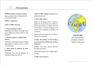 cimme-programa
