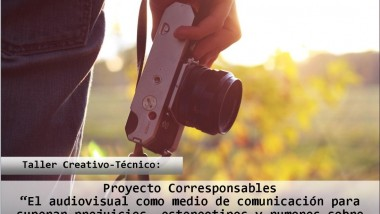 El Audiovisual como medio de comunicación para superar prejuicios, estereotipos y  rumores sobre las personas  migrantes