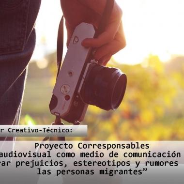 El Audiovisual como medio de comunicación para superar prejuicios, estereotipos y rumores sobre las personas migrantes.