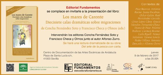 PresentacionCE416MaresCaronteEnSevilla