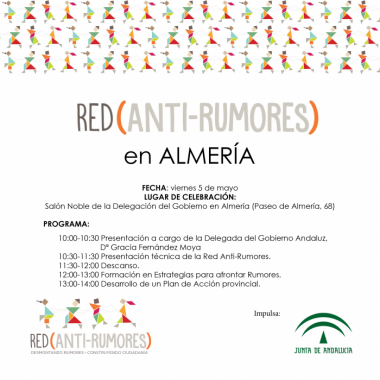 Encuentro de la RED ANTI RUMORES en ALMERÍA