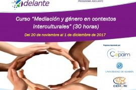 Curso de Mediación y Género en contextos interculturales