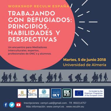 Programa del Workshop: Trabajando con refugiados: Principios, Habilidades y Perspectivas