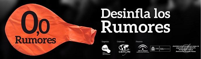 CEMyRI, colaborador de la campaña 0,0 Rumores